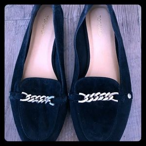 Topshop flats size 39 or 8